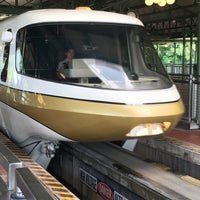 Photo taken at Monorail Gold by Pam D. on 8/26/2016