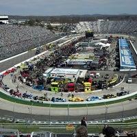 Photo taken at Martinsville Speedway by Matthew M. on 4/7/2013
