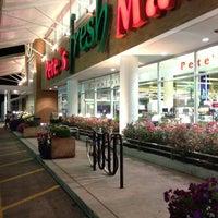 Photo taken at Pete's Fresh Market by Austin N. on 8/17/2013