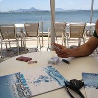 Photo taken at Aqua Lounge by Aymen H. on 6/2/2013
