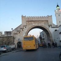 Photo taken at Bab al Khadhra by Aymen H. on 5/6/2013