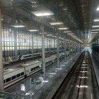 Foto tomada en Estación de Cádiz por JuanMa G. el 8/19/2013