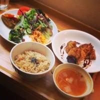 Photo taken at Midorie Cafe by Shigeru S. on 1/9/2014