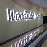 Photo taken at Woodside Lanes by Daisy D. on 3/1/2014