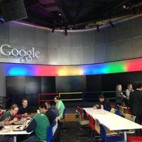 Photo taken at Googleplex - Charlie's Cafe by Jacinth S. on 1/16/2013