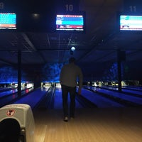 Photo taken at Go Planet Bowling by Sarah S. on 10/19/2016