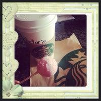 Photo taken at Starbucks by Victoria M. on 10/13/2013
