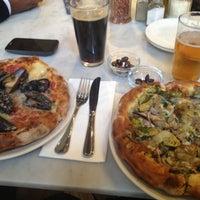 Photo taken at Pizzeria Paradiso by Michelle K. on 4/22/2013