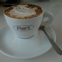 Photo taken at Fran's Café by Alice I. on 1/9/2013