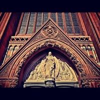 Photo taken at Vicar Street by Ian L. on 11/16/2012