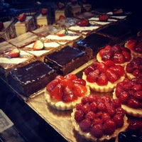 Photo taken at Paul Bakery Cafe by Kathleen A. on 2/3/2013