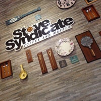 Photo taken at Stove Syndicate (Coffee & Waffle) by winas r. on 9/25/2015