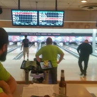 Photo taken at Rolling Lanes Bowling Alley by Matt R. on 3/18/2016