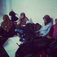 Photo taken at Gedung D FKIP UNS by Rifa'atul M. on 11/28/2012