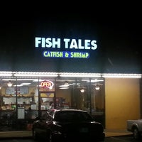 Photo taken at Fish Tales by Paul E. on 11/11/2012