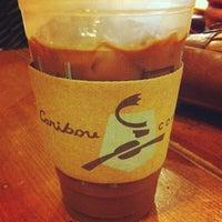 Photo taken at Caribou Coffee by Lyzzi D. on 5/18/2013