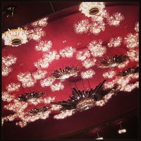 Photo taken at Kennedy Center Opera House by Mac on 1/6/2013