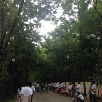 Photo taken at วัดป่ากุง (วัดประชาคมวนาราม) by Nathiya J. on 7/18/2016