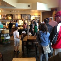 Photo taken at Starbucks by Christopher D. on 3/28/2013
