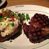 Photo taken at Hillstone Restaurant by Elisa R. on 12/23/2012