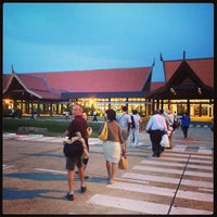Photo taken at Siem Reap International Airport (REP) by Macco on 3/21/2013