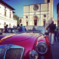Photo taken at Todi by Filippo P. on 7/21/2013