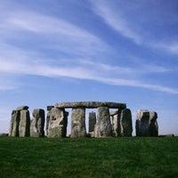 Photo taken at Stonehenge by CaЯToon D. on 5/1/2013