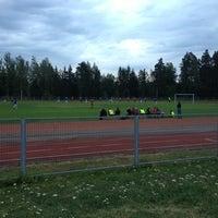 Photo taken at Jokelan Urheilukeskus by Neea K. on 8/11/2014