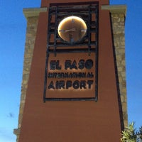 Photo taken at El Paso International Airport (ELP) by Jessica R. on 6/29/2013