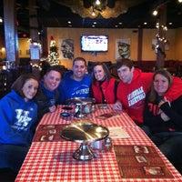 Photo taken at Impellizzeri's Pizza by Joshua P. on 12/29/2012