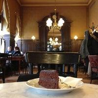 Photo taken at Café Sperl by Samir S. on 1/25/2013