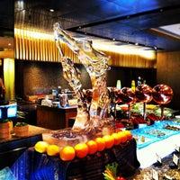 Photo taken at Shangri-La Hotel, Bangkok by Gamie P. on 5/8/2013