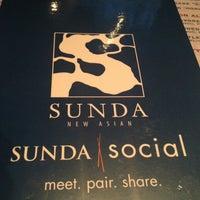 Photo taken at Sunda by Tyler B. on 5/3/2013
