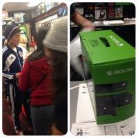 Photo taken at GameStop by LeRon on 11/29/2013