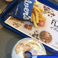 Photo taken at Culver's by Shiva S. on 3/28/2016
