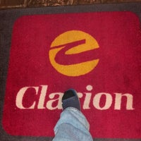 Photo taken at Clarion Hotel & Casino by Ian H. on 12/2/2012