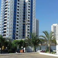 Photo taken at Jardim das Américas by Aleph S. on 7/28/2016