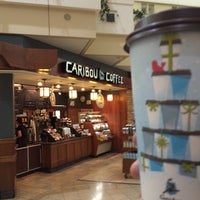 Photo taken at Caribou Coffee by Jay K. on 12/6/2015
