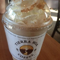 Photo taken at Tierra Mia Coffee by Yajaira U. on 11/26/2012