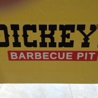 Photo taken at Dickey's Barbecue Pit by Dave M. on 1/10/2013