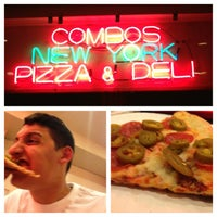 Photo taken at Combo's Pizza & Deli by Robin C. on 2/3/2013