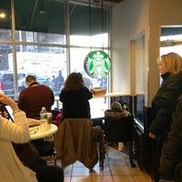 Photo taken at Starbucks by Barış A. on 2/4/2013
