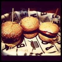 Photo taken at Burger House by Ecem K. on 12/11/2012