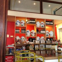 Photo taken at Via Café by Frank L. on 7/20/2013