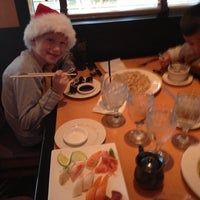 Photo taken at Blue Pacific Sushi & Grill by Matt K. on 12/15/2012