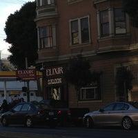 Photo taken at Elixir by Brad C. on 3/4/2013