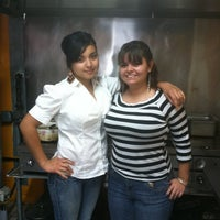 Photo taken at La Michoakana & Café by Klaudya E. on 12/17/2012