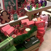 Photo taken at The Body Shop by Indra P. on 12/25/2013