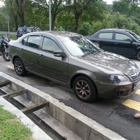 Photo taken at R&R Rawang – South Bound by Amirul I. on 5/5/2013