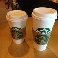 Photo taken at Starbucks by Teddy B. on 3/14/2013